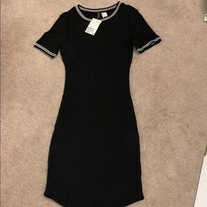 Never worn black tight dress